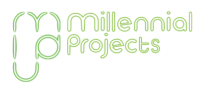 Millennial Projects Logo